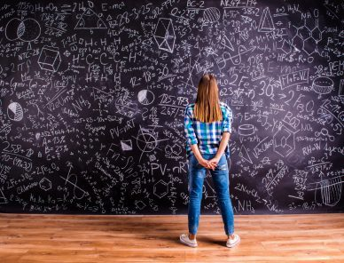 Finding the Maths